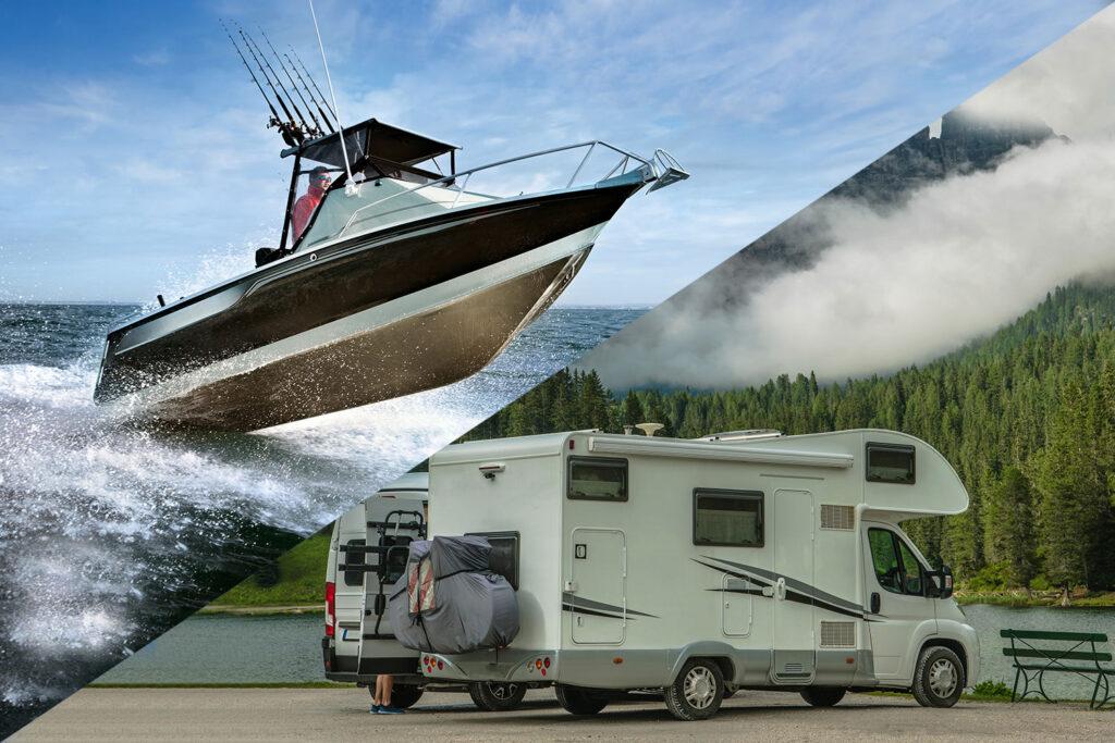 UBS Nautica e camper